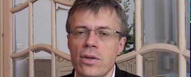 Jean Roche - Entretien UE2013